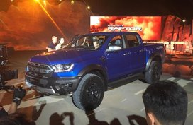 Ford Ranger Raptor 2018 finally debuts in Thailand