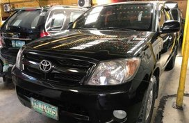 Well-kept Toyota Hilux 2007 for sale