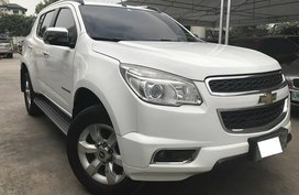 2013 Chevrolet Trailblazer LTZ Duramax 4X4 DSL AT for sale