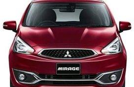 2017 Mitsubishi Mirage Hatchback GLX Manual for sale