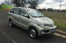 2012 Toyota Avanza E for sale