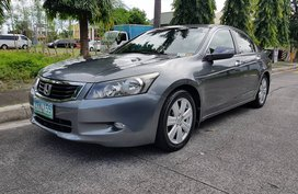 Honda Accord 2008 3.5 Automatic Top of the Line for sale