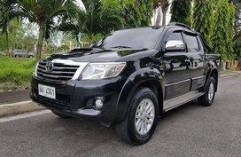 Mitsubishi Strada 2013 GLX V Automatic for sale