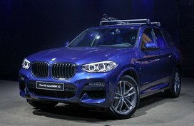 BMW X3 2018 debuts in the Philippines