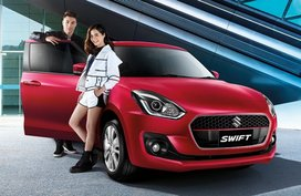 Suzuki Swift 2018 officially revealed in Thailand