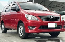 2013 Toyota Innova 2.5 J Diesel Manual for sale