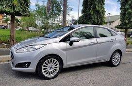 Ford Fiesta Sedan 2015 Automatic Titanium for sale