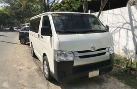 2017 Toyota Hiace Commuter 3.0L Manual White Limited Offer for sale