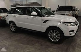 Land Rover Range Rover Sports 2018 for sale