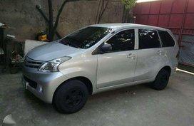 For sale 2013 Toyota Avanza j