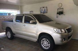 (For Sale Only) TOYOTA HILUX E 2012