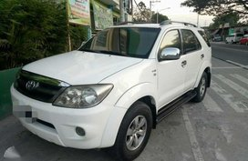 Toyota Fortuner G 2006 Diesel for sale