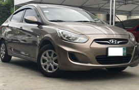 2012 Hyundai Accent 1.4 GL Gas Manual for sale
