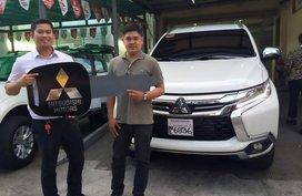 Good as new Mitsubishi Montero Sport GLX 2017 for sale