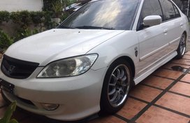 Well-maintained Honda civic 2005 for sale