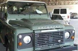 2016 Land Rover-Defender for sale