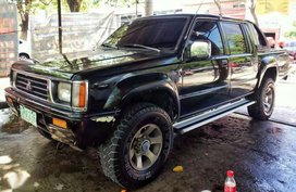 1998 Mitsubishi Strada 4WD and 1997 Mitsubishi Pajero Local for sale