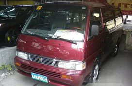 Well-maintained Nissan Urvan 2013 for sale