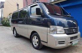 2013 Nissan Urvan state for sale
