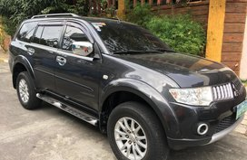 Well-maintained  Mitsubishi Montero 2012 for sale