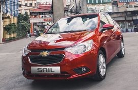 Brand new Chevrolet Sail 2018 for sale