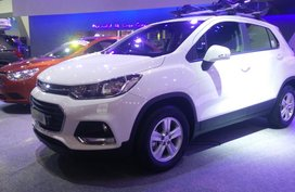 Brand new Chevrolet Trax 2018 for sale