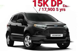 Ford Ecosport 10K downpayment 2018 for sale