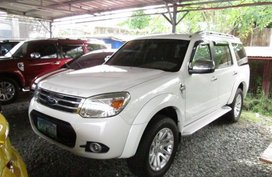 Well-kept Ford Everest 2013 for sale