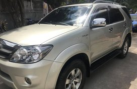 Good as new Toyota Fortuner G 2008 for sale