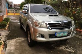 Toyota HI-LUX 2012 G 4x4 for sale