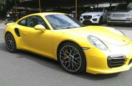 PORSCHE 911 turbo S 2014 for sale