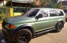Mitsubishi Montero 97 AT 4x4 for sale