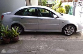 Chevrolet Optra 2007 Manual for sale