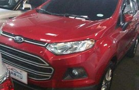 2014 Ford Ecosport trend mt gas for sale