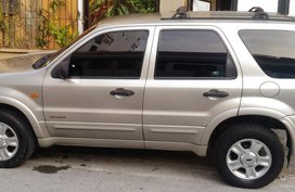 Well-maintained Ford Escape 2006 for sale