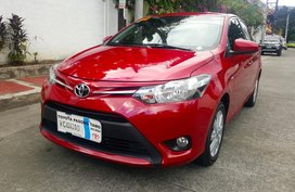 Good as new Toyota Vios E  2016 for sale