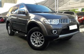 2012 Mitsubishi Montero GLS V Diesel Automatic for sale