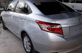 2015 Toyota Vios 13 E Variant Automatic Silver for sale