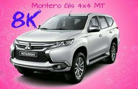 For sale 2016 Mitsubishi Montero Gls 4WD Manual