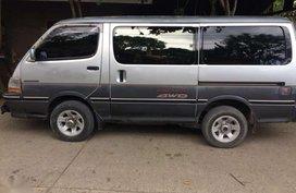 Toyota Hiace SuperCustom for sale