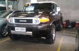 2014 Toyota Fj Cruiser 4tkm for sale