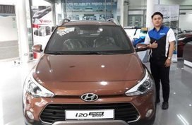 BRAND NEW 2016 Hyundai i20 1.4 MT Gas Cross Sport For Sale