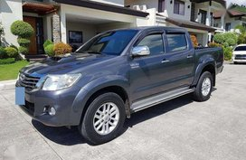 Toyota Hilux 3.0G 4x4 2012 for sale