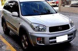 2003 TOYOTA RAV4 : A-T : all power for sale