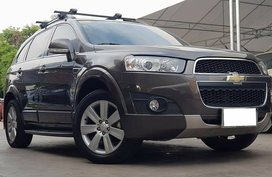 Well-kept Chevrolet Captiva 2013 for sale