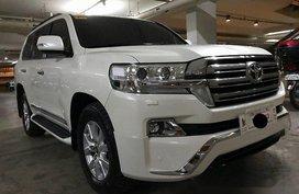 Well-kept Toyota Land Cruiser 2016 VX A/T for sale