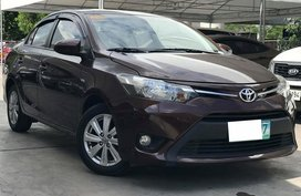 Well-kept Toyota Vios 1.3 E 2013 for sale