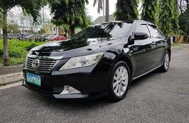 Well-maintained Toyota Camry 2013 G for sale