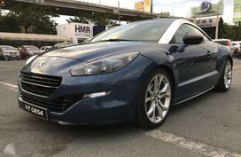 2014 Peugeot RCZ 1.6L AT Gas for sale