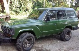 1995 Toyota Land Cruiser LC60 with PTO WINCH for sale